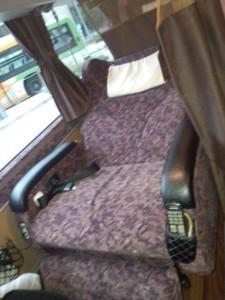 JR高速バス・プレミアムシート・フラット