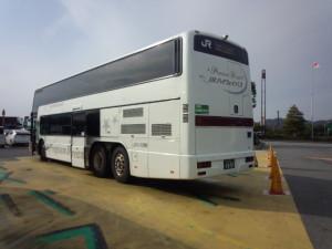 JR高速バス・プレミアムシート2