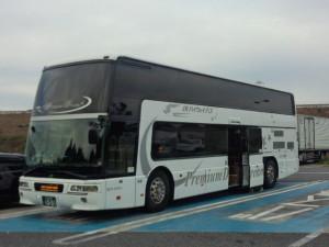 JR高速バス・プレミアムシート