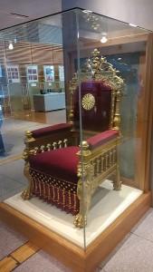 貴族院時代の椅子