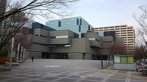 大阪府立中央図書館2
