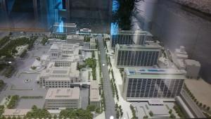 国会議事堂模型3