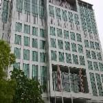 大阪市立大学学術情報総合センターは市民も利用できる大きな図書館