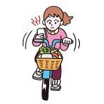 自転車のスマホで片手運転はNG!違反にならない使い方は?