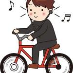 自転車でイヤホンは片耳ならOK?違反になるのはどんな時?