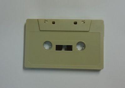 カセットテープのデータをパソコンに取り込む方法