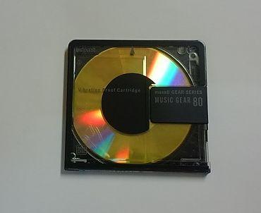MDのデータをパソコンに取り込むための4つの方法2