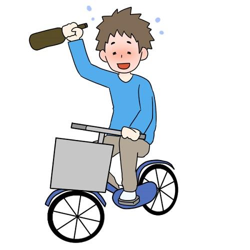 酒気帯び運転と酒酔い運転の違い?自転車は?1