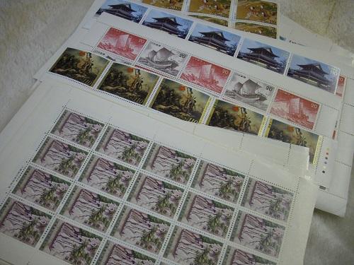 郵便切手の使い方