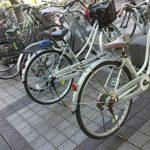 放置自転車の処分は自分でできる?法律的な問題について