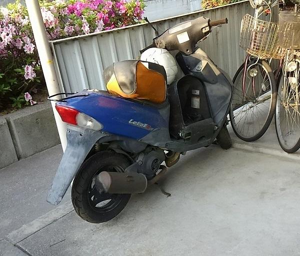 放置バイク・放置自動車の処分方法2